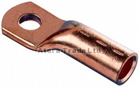 95 mm2 (AWG 3/0) copper cable lug